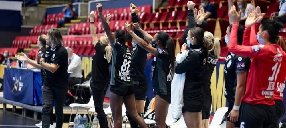 VIDEO: Victorie SUPERBA pentru CSM la debutul in grupele Champions League! 31-26 cu Metz! Neagu a STRALUCIT: 12 goluri!