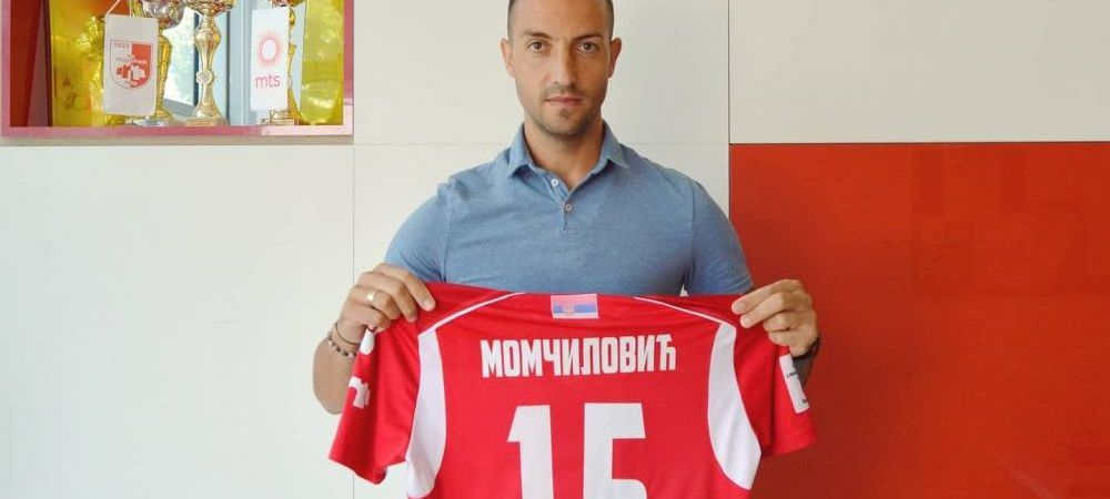 Momcilovic si-a gasit echipa dupa plecarea de la FCSB! A semnat si a si jucat primul meci la noul club!