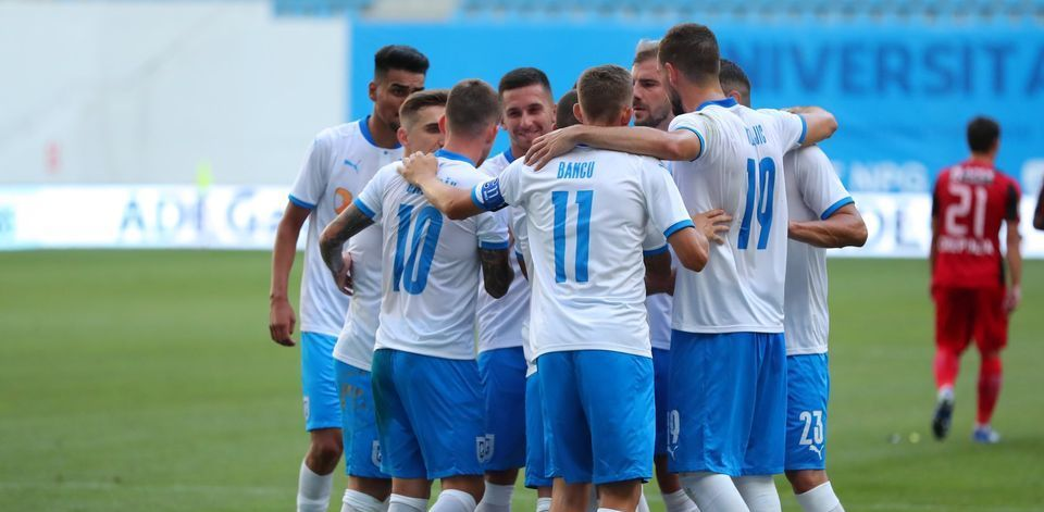 Viitorul - Craiova, LIVE TEXT, de la 21:00   Bergodi poate urca pe primul loc in Liga 1! Constantenii cauta prima victorie din acest sezon
