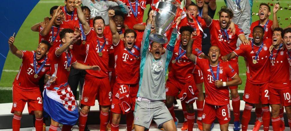 Probleme la Bayern Munchen! Tatal unui jucator dorit de Barcelona a rabufnit la adresa campioanei Europei