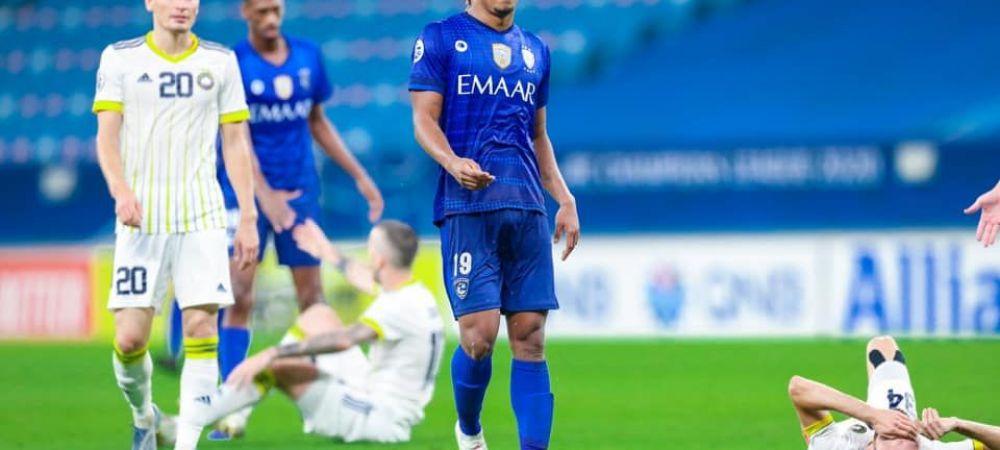 Victorie DRAMATICA pentru Razvan Lucescu in Liga Campionilor Asiei! Al-Hilal a marcat golul de 3 puncte in minutul 97