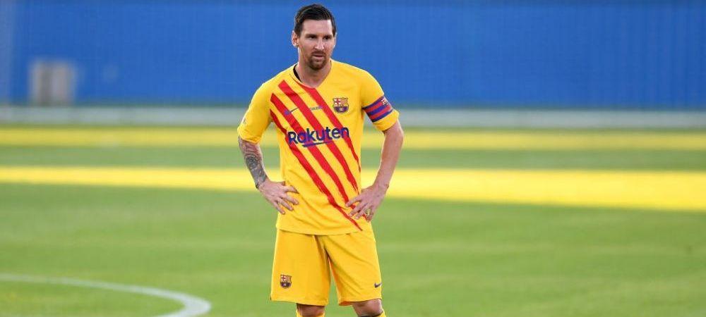 LOVITURA pentru Messi! Urmeaza o intalnire de FOC cu Bartomeu! Ce ii va cere presedintele clubului inainte de startul noului sezon!