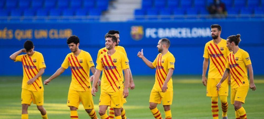 CRIZA TOTALA la Barcelona?! A fost cel mai bogat club din lume acum doua sezoane, acum nu si-l poate PERMITE nici macar pe Depay! Anunt-soc al presedintelui lui Lyon