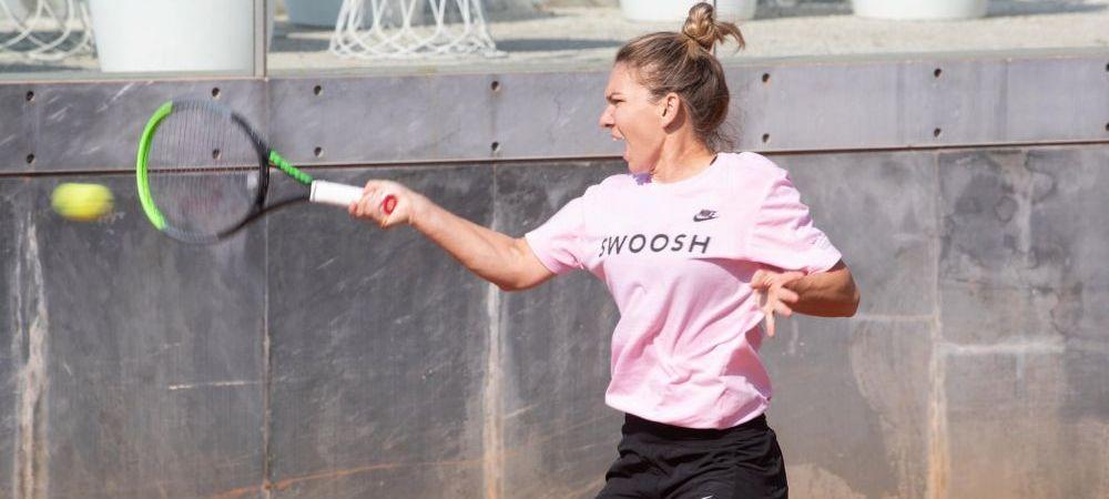 Simona Halep vs. Jasmine Paolini 6-3, 6-4 | Halep SE CALIFICA in optimi la Roma: cu cine va juca in faza urmatoare