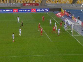 Lucescu n-a vazut in toata cariera lui asa ceva! Ratarea la care si-a pus pana si el mainile in cap! Ce s-a intamplat la poarta lui Dinamo Kiev