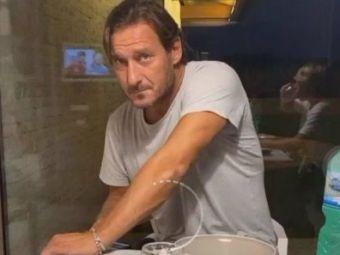 "Sotia lui Totti i-a jucat o FARSA fostului fotbalist. ""E o doamna INSARCINATA in casa!"" Francesco a ramas MUT"