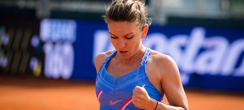 Simona Halep va avea parte de un super-meci in optimi la WTA Roma: adversara sa e una dintre cele mai sexy jucatoare din circuit