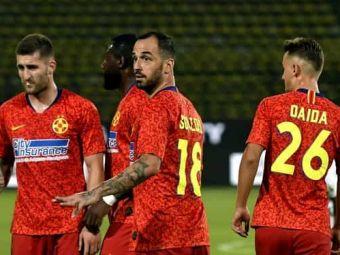 """Inca un jucator de la FCSB de care Gigi Becali vrea sa SCAPE: """"Asta mai poate juca la noi?!"""" Pe cine vrea sa dea afara patronul ros-albastrilor"""