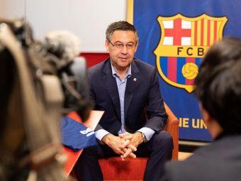 Fanii Barcelonei fac petitie pentru a-l inlatura pe Bartomeu din cadrul clubului! Cate voturi s-au strans pana acum si cand se finalizeaza petitia