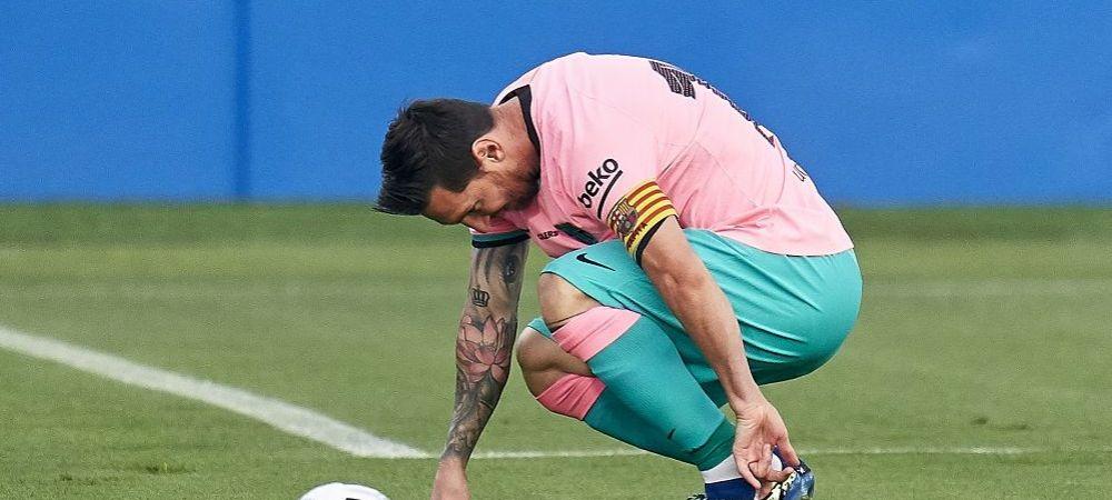 Scenariu TERIBIL pentru Barcelona! Messi ar putea rata primul 'El Clasico' al sezonului! Anuntul de ULTIMA ORA facut de FIFA