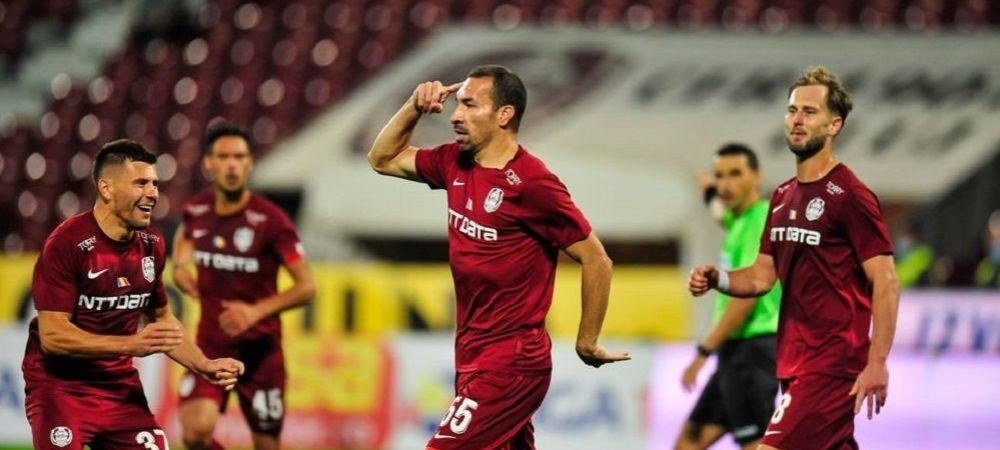 CFR Cluj vs. Djurgardens in turul 3 preliminar al Europa League! Echipa lui Dan Petrescu, FAVORITA pentru calificarea in playoff! Cifrele duelului