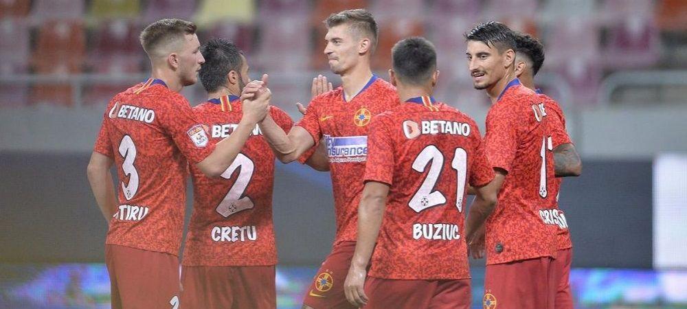 FCSB, sansa URIASA de calificare in grupele Europa League: da peste APOEL sau Zrinjski daca trece de Slovan! CFR e ca si calificata daca o bate pe Djurgardens!
