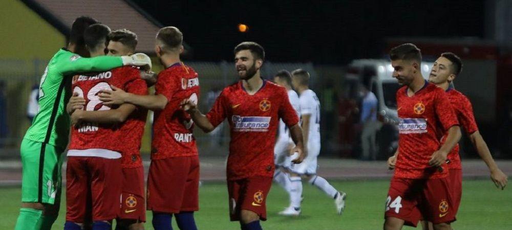 FCSB, mai puternica decat posibilele adversare din playoff-ul Europa League! Coman si Man fac cat o jumatate din lotul lui APOEL!