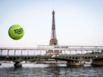 EXPLOZIE LA PARIS! Cum au reactionat tenismenii de la Roland Garros. VIDEO
