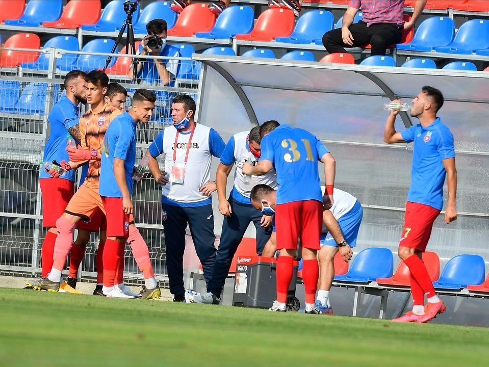 CSA Steaua - Popesti Leordeni, LIVE TEXT de la ora 16:30 | Ros-albastrii isi continua parcursul in  Cupa Romaniei