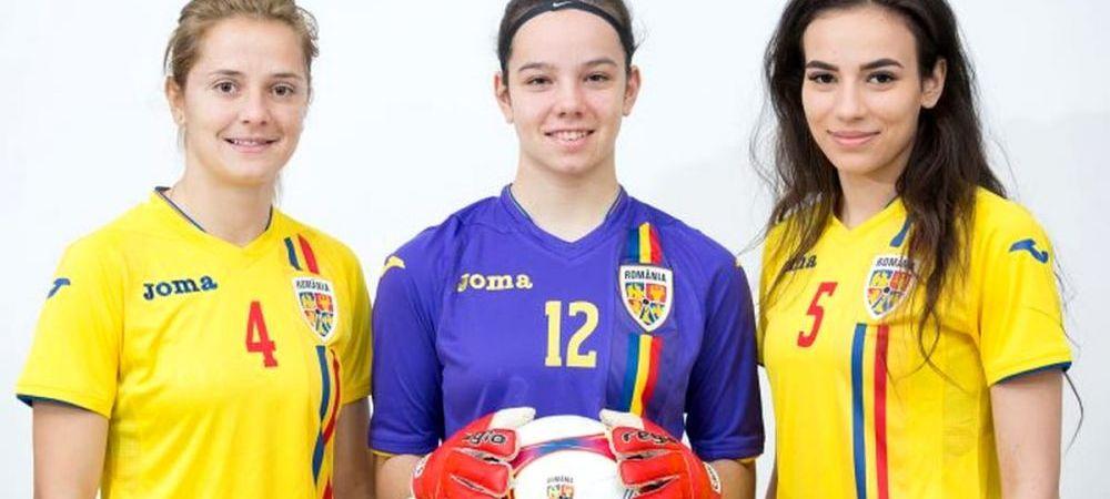 FOTBAL FEMININ, Romania-Croatia, ora 19:00 in direct pe PRO X! Meci special pentru capitanul nationalei noastre