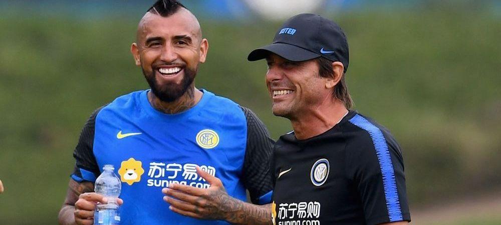 OFICIAL! Arturo Vidal este noul jucator al celor de la Inter! Surpriza totala: cati bani au PRIMIT cei de la Barcelona pentru fotbalistul chilian