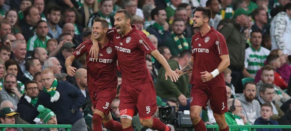 Djurgardens 0-1 CFR Cluj  Vinicius o califica pe CFR in playoff-ul Europa League! Campioana Romaniei, la un pas de grupe!