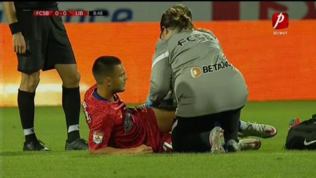 Ghinion TERIBIL pentru Karanovic! A rezistat doar 8 minute in teren! Povestea INCREDIBILA a transferului sau la echipa lui Becali