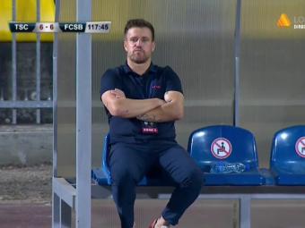 """""""Nici nu ne trebuiau toti ca sa-i batem. Astia 3 jucatori si castigam azi!"""" Pintilii, reactie incredibila dupa meciul cu Slovan. Pe cine ar fi vrut in teren"""