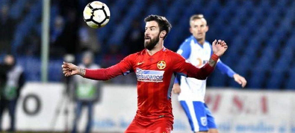"""""""Nu plec nicaieri, n-am venit pentru un meci!"""" Prima reactie a lui Gabi Enache dupa meciul cu Slovan Liberec"""