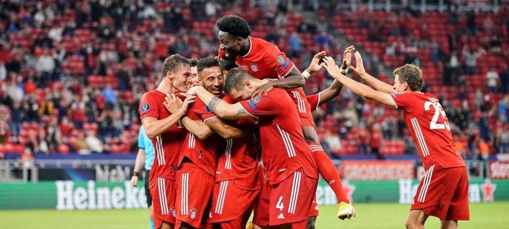 BAYERN, DE NEOPRIT IN EUROPA! Nemtii au castigat Supercupa Europei dupa 2-0 cu Sevilla! AICI tot ce s-a intamplat