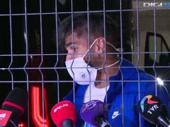 Interviu INEDIT oferit de atacantul lui Slovan Liberec! Jurnalistii l-au oprit la gard pentru declaratii! Ce a spus marcatorul primului gol in meciul de la Giurgiu