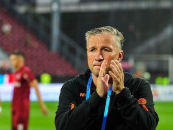 """Dan Petrescu, incantat de Balgradean dupa interventiile GENIALE din Suedia: """"A fost fantastic!"""" Ce a spus antrenorul despre playoff-ul Europa League"""