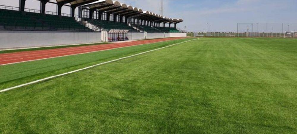 A 8-a MINUNE a lumii: se face stadion nou la Caracal! LUX pentru noua arena de 5 stele care se face in Romania! Cat costa si cum se va numi