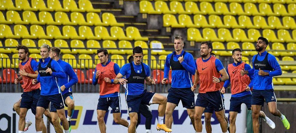 "Fotbalistii de la Liberec, speriati ca ar putea fi infectati: ""Ne-au spus sa nu dam mana cu ei! Ar fi o mare problema daca am ajunge in situatia lor!"""