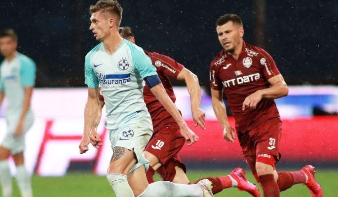 FCSB nu mai e MANDRIA Romaniei! CFR Cluj s-a apropiat PERICULOS de mult in clasamentul coeficientilor UEFA. Victoria cu finlandezii e CRUCIALA