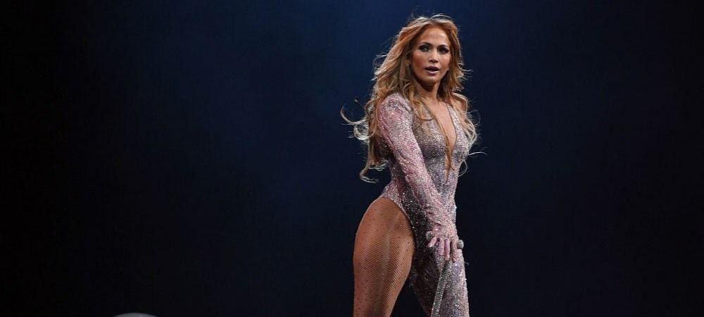 BOMBA SEXY la 51 de ani! Jennifer Lopez a aruncat in aer internetul cu noul videoclip! Ipostaze si tinute FIERBINTI pentru colaborarea cu Maluma