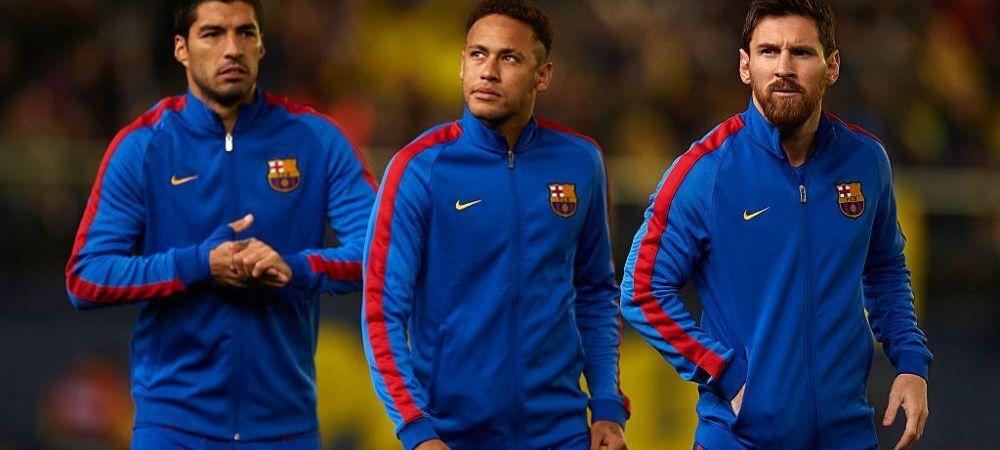 Messi a declansat RAZBOIUL pe Instagram! Neymar, Dani Alves si Fabregas, ATAC CU TALPA la conducerea Barcelonei dupa plecarea lui Suarez