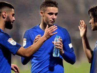 """A acceptat pana la urma! """"Faraonul"""" lui Hagi se transfera in Serie A! Ce suma URIASA primeste Hagi pentru pustiul de la Viitorul"""