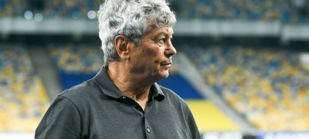Dinamo Kiev defileaza in campionat! Echipa lui Mircea Lucescu a urcat pe primul loc in Ucraina