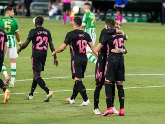 """Alt sezon, acelasi SCANDAL in La Liga! Campioana Real, ajutata de VAR sa castige meciul cu Betis: """"Sa joci impotriva Madridului, arbitrului si VAR-ului e complicat!"""""""