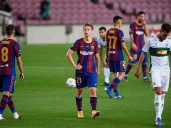 A ales Barcelona! Presa internationala a confirmat intelegerea dintre cluburi! Fotbalistul dorit de Koeman merge pe Camp Nou