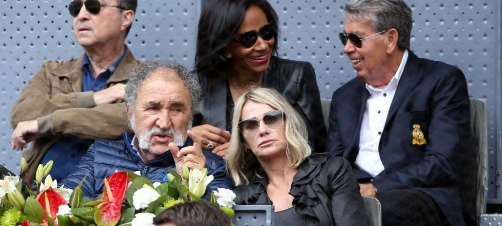Pensia URIASA pe care o ia lunar Ion Tiriac! Cat primeste fostul tenismen la 81 de ani