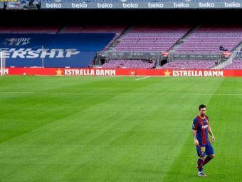 Messi, convins sa mai ramana pe Camp Nou si dupa sezonul urmator?! Factorul decisiv care ii poate schimba parerea starului Barcelonei