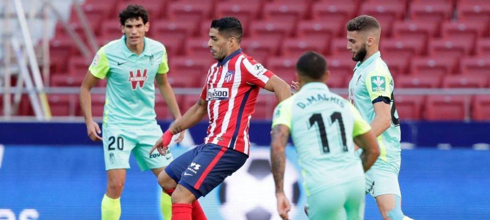 Koeman, ai vazut asta?! Pasa de gol si o dubla de SENZATIE pentru 'killer-ul' Suarez la DEBUTUL in tricoul lui Atletico Madrid!