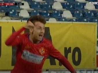 A deschis scorul la Iasi, dar a fost schimbat dupa 28 de minute! Cine este Andrei Istrate, fotbalistul care a inscris primul sau gol in Liga 1
