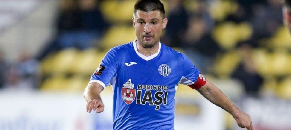 Andrei Cristea a reusit primul hat-trick din cariera in fata celor de la FCSB! Cum l-a facut PRAF pe Straton fotbalistul in varsta de 36 de ani