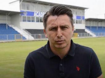 """Ilie Poenaru nu il doreste pe Diego Capel, dupa ce Dinamo a incercat sa il imprumute la Clinceni: """"Sunt niste semne de intrebare. Ce a cautat prin Malta?"""""""