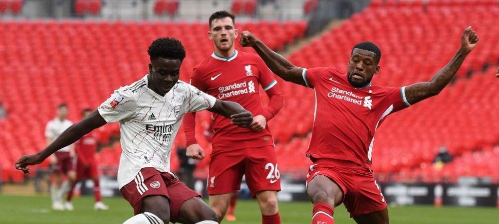 FINAL Liverpool 3 - 1 Arsenal | Cormoranii ii administreaza lui Arsenal prima infrangere a sezonului! AICI tot ce se intampla in Europa