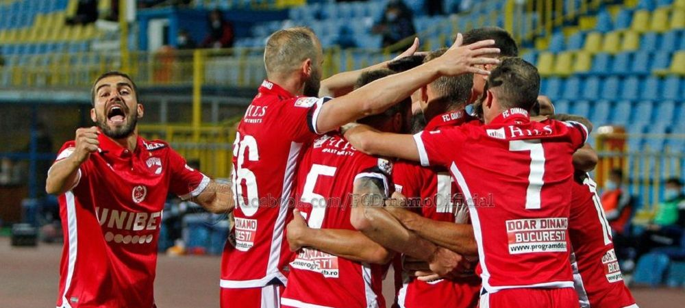 Dinamo 0-1 UTA Arad | Dinamo NU POATE sa o bata pe UTA, care obtine prima victorie din Liga 1! Ocazii mari ratate de jucatorii lui Contra