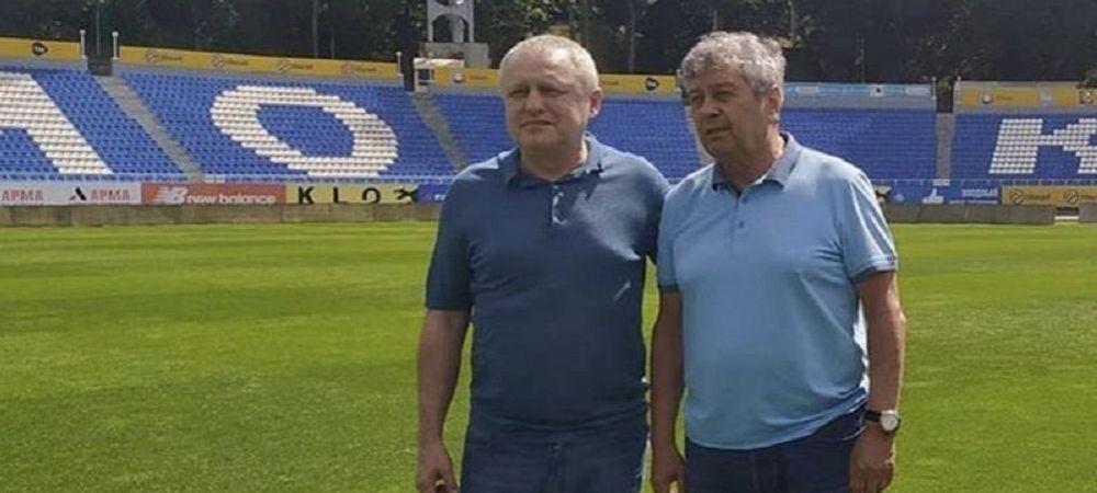 """Ii fac toate poftele lui Lucescu! """"Isi va dori asta si il inteleg!"""" Ce ii promit oficialii de la Kiev daca reuseste calificarea in grupele Champions League"""