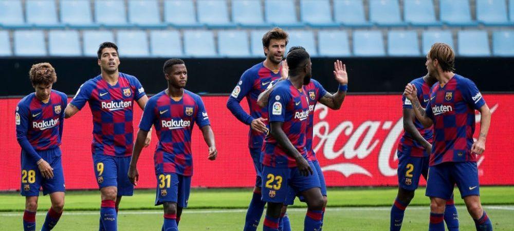 Incepe o noua 'telenovela' la Barcelona! Jucatorul pe care Koeman l-a anuntat ca nu-l vrea, dorit la un club care joaca in grupele Champions League