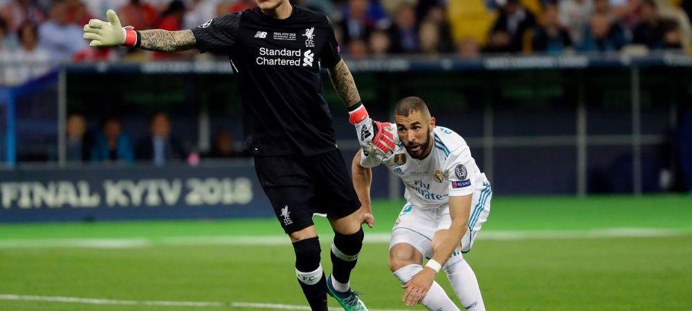 S-a terminat! Karius, 'COSMARUL' lui Liverpool si-a gasit echipa! Cu cine a semnat portarul