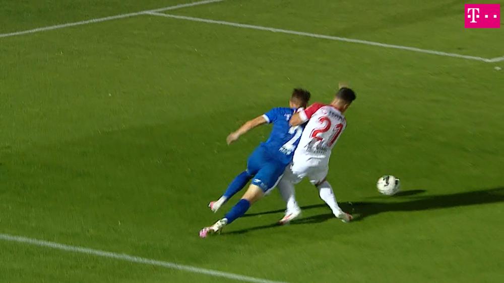 Controversa URIASA in Hermannstadt - Botosani! Arbitrul a acordat un penalty inexistent care a dus la victoria echipei lui Albes