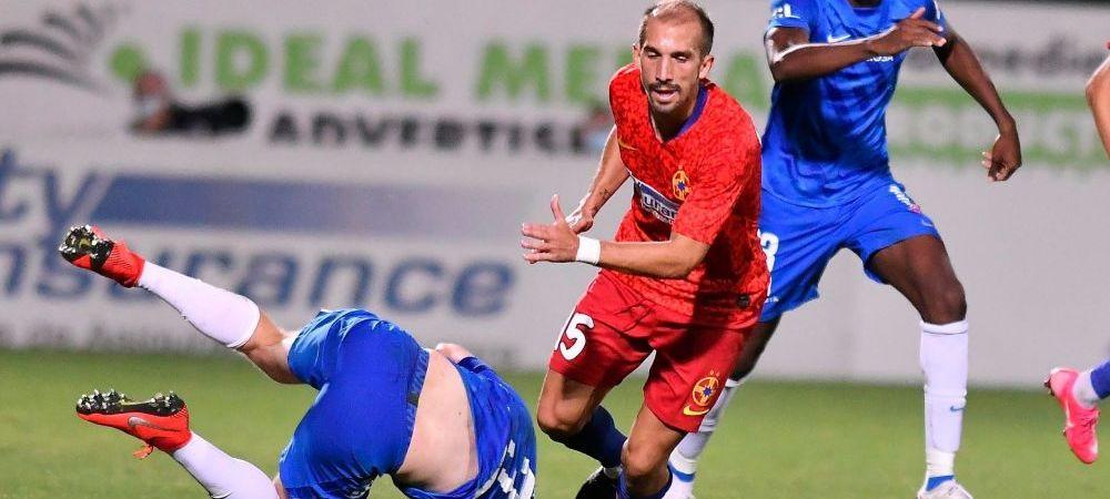 Ruben Albes a vorbit despre Karanovic si Caiado! Ce spune antrenorul despre jucatorii care au evoluat pentru FCSB in Europa League!